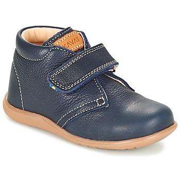 Boty Děti Kotníkové boty Kavat HAMMAR Modrá