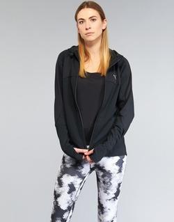 Textil Ženy Mikiny Puma TRANSITION JKT Černá