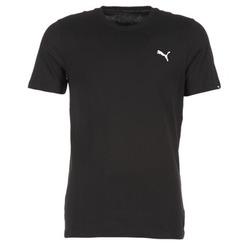 Textil Muži Trička s krátkým rukávem Puma ESS TEE Černá