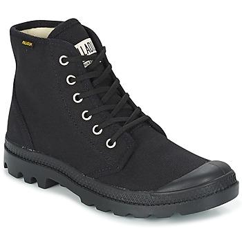 Boty Kotníkové boty Palladium PAMPA HI ORIG U Černá
