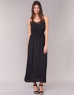 Textil Ženy Společenské šaty Molly Bracken TEDER Černá