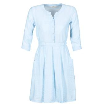Textil Ženy Krátké šaty Molly Bracken BLECH Modrá