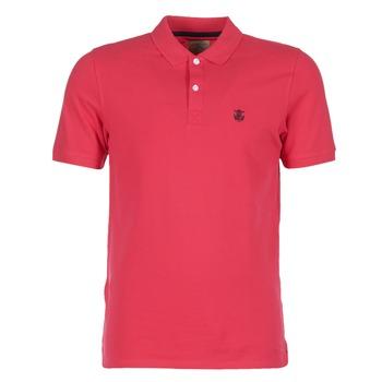 Textil Muži Polo s krátkými rukávy Selected ARO Červená