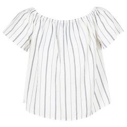 Textil Ženy Halenky / Blůzy Betty London GOYPILA Krémově bílá