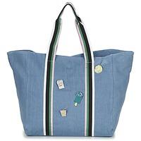 Taška Ženy Velké kabelky / Nákupní tašky Paul & Joe Sister HASSINA Modrá