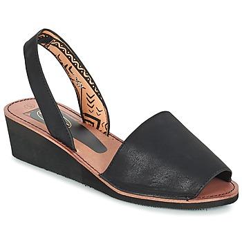 Boty Ženy Sandály Spot on MELOPE Černá