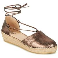 Boty Ženy Sandály Betty London GIORDA Bronzová