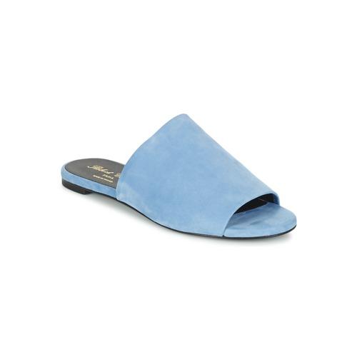 Boty Ženy Dřeváky Robert Clergerie GIGY Modrá