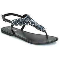 Boty Ženy Sandály Betty London GRESA Černá