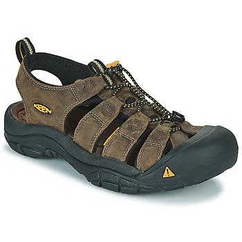 Keen Sportovní sandály NEWPORT - Hnědá