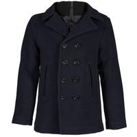 Textil Muži Kabáty Schott CYCLONE 2 Tmavě modrá