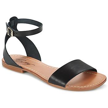 Boty Ženy Sandály Betty London GIMY Černá