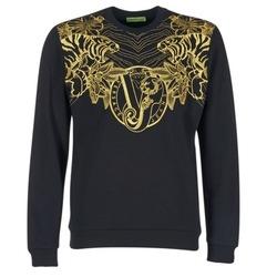 Textil Muži Mikiny Versace Jeans B7GPB7F0 Černá