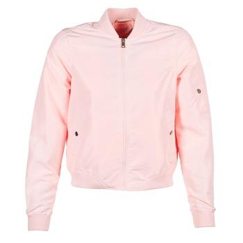 Textil Ženy Bundy Vero Moda DICTE Růžová