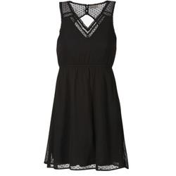 Textil Ženy Krátké šaty Vero Moda BIANCA Černá