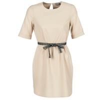 Textil Ženy Krátké šaty Vero Moda MILO SUKI Béžová