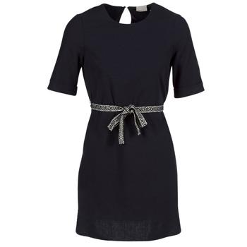 Textil Ženy Krátké šaty Vero Moda MILO SUKI Černá