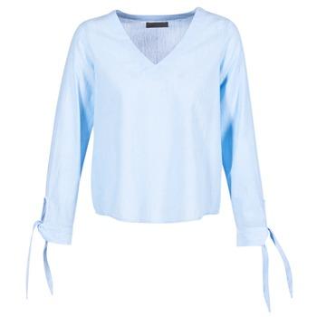 Textil Ženy Halenky / Blůzy Vero Moda ELVA Modrá