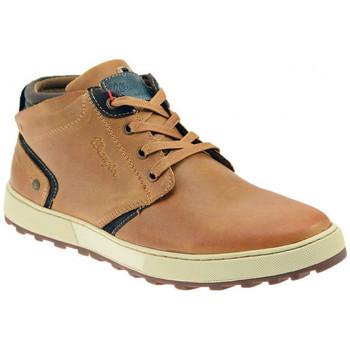 Boty Muži Šněrovací společenská obuv Wrangler