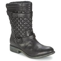 Boty Ženy Kotníkové boty Aldo GRAECLYA Černá