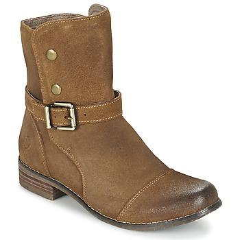 Boty Ženy Kotníkové boty Kdopa  Velbloudí hnědá