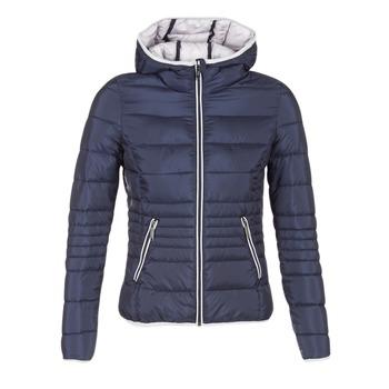 Textil Ženy Prošívané bundy S.Oliver EJINELLE Tmavě modrá