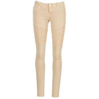 Textil Ženy Kapsáčové kalhoty Noisy May EVE Béžová