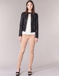 Textil Ženy Kapsáčové kalhoty Noisy May EVE Růžová