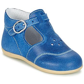 Boty Chlapecké Sandály Citrouille et Compagnie GODOLO Modrá