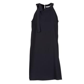 Textil Ženy Krátké šaty Naf Naf LOISEL Černá