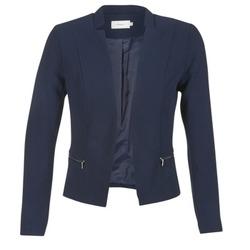 Textil Ženy Saka / Blejzry Only MADELINE Tmavě modrá