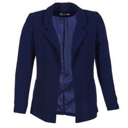 Textil Ženy Saka / Blejzry Only DUBLIN Tmavě modrá