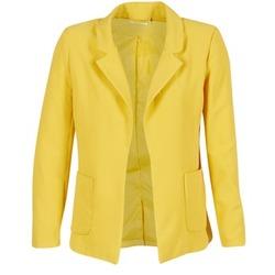 Textil Ženy Saka / Blejzry Only DUBLIN Žlutá