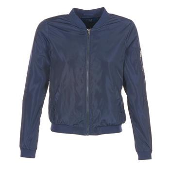 Textil Ženy Bundy Only LINEA NYLON Tmavě modrá