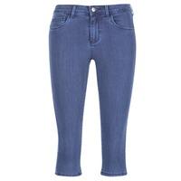 Textil Ženy Tříčtvrteční kalhoty Only RAIN KNICKERS Modrá