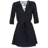 Textil Ženy Krátké šaty Only NOVA LACE Černá