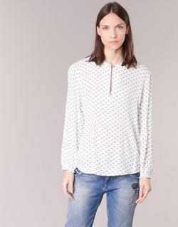 Textil Ženy Halenky / Blůzy Only NELLY 7/8 Bílá