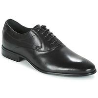 Boty Muži Šněrovací společenská obuv Carlington GYIOL Černá