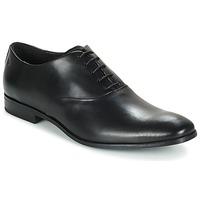 Boty Muži Šněrovací společenská obuv Carlington GACO Černá