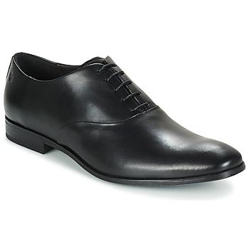 Boty Muži Šněrovací společenská obuv Carlington GENIOU Černá