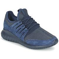 Boty Nízké tenisky adidas Originals TUBULAR RADIAL Tmavě modrá