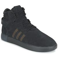 Boty Muži Nízké tenisky adidas Originals TUBULAR INVADER Černá