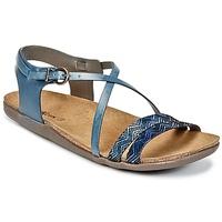 Boty Ženy Sandály Kickers ATOMIUM Modrá