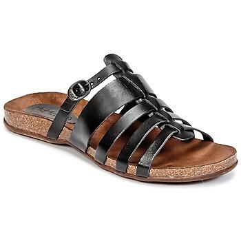 Boty Ženy Sandály Kickers ANAELLE Černá