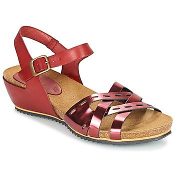 Boty Ženy Sandály Kickers TOKANNE Červená