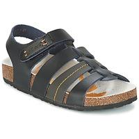 Boty Chlapecké Sandály Kickers MAGITEAM Černá