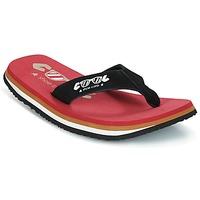 Boty Muži Žabky Cool shoe ORIGINAL Červená / Černá