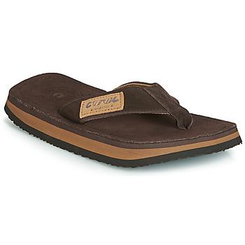 Boty Muži Žabky Cool shoe 2LUXE Hnědá
