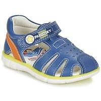 Boty Chlapecké Sandály Pablosky GUADOK Modrá