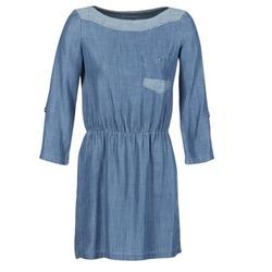 Textil Ženy Krátké šaty Esprit CHAVIOTA Modrá